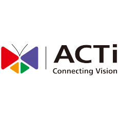 ACTi security camera, security dvr, and security camera software