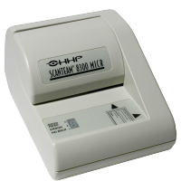 Hand Held Check Scanner