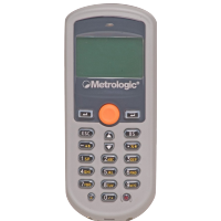 Metrologic Hand Held Computer