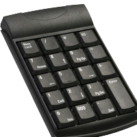 Unitech Keyboard
