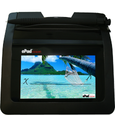 Signature Capture Pad: Point of Sale, USB, Topaz & More