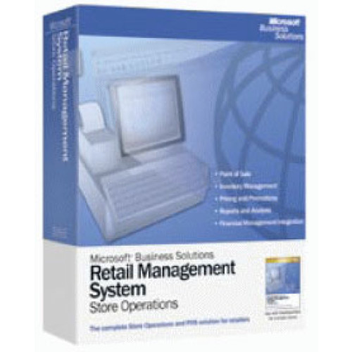 Microsoft RMS: Retail Management System for Sporting Goods Retailers POS Software