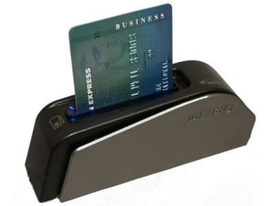 ID Tech Augusta Magnetic Stripe Credit Card Reader