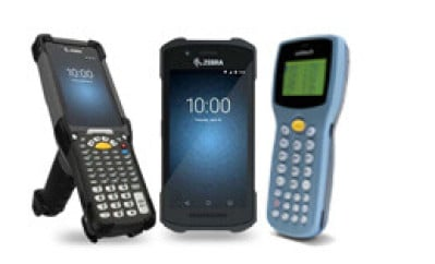 ID Tech Parts Handheld Mobile Computer