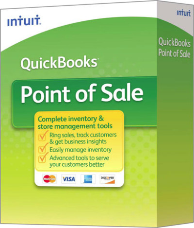 Intuit QuickBooks Point of Sale Basic Point of Sale Software