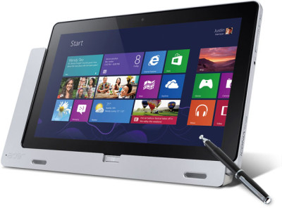 Acer Iconia W7P Tablet Computer