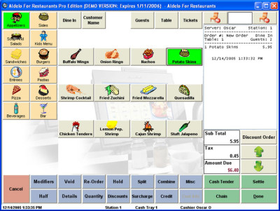 AFR-PRO-1 - Aldelo Aldelo for Restaurants Pro POS Software