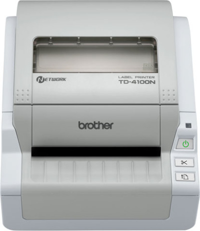 Brother TD-4100N Misc