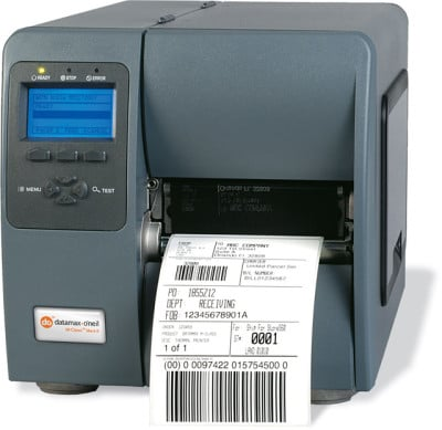 I12-00-08900P07 - Datamax-O'Neil I-4212E Bar code Printer