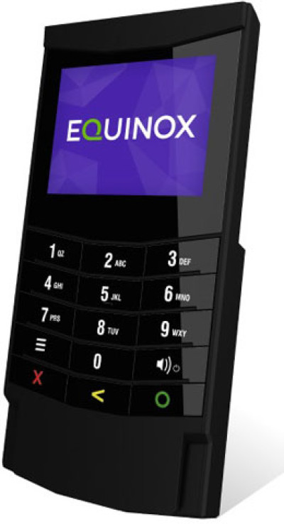Equinox LUXE 6000m Payment Terminal
