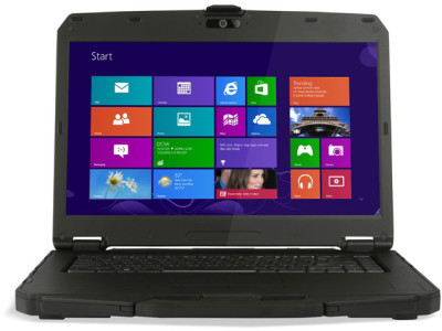 GammaTech Durabook S15AB Rugged Notebook Computer