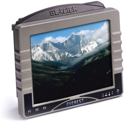 E4000 - Glacier E4000 Fixed/Vehicle Mount Data Terminal