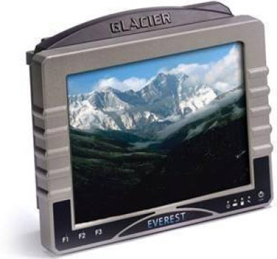 E5000 - Glacier E5000 Fixed/Vehicle Mount Data Terminal
