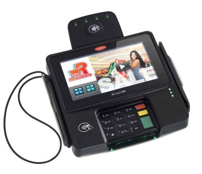 iSC480-11P2541A - Ingenico iSC480 Payment Terminal