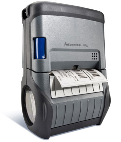 Intermec PB32 Portable Printer
