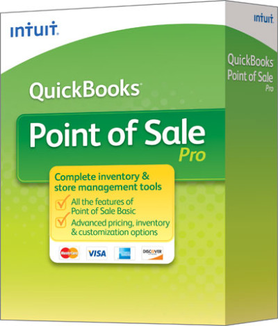 431072 Intuit QuickBooks Point of Sale Pro