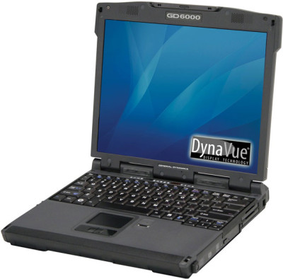 Itronix GD6000 Rugged Notebook Computer