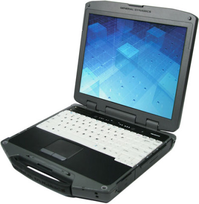 Itronix GD8000 Rugged Notebook Computer