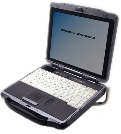 Itronix XR-1 Rugged Notebook Computer