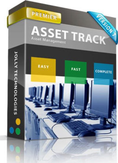 Jolly Asset Track Asset Tracking Software
