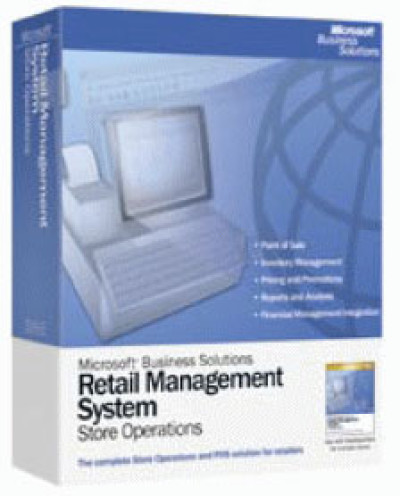 RMS-001 - Microsoft RMS: Retail Management System POS Software