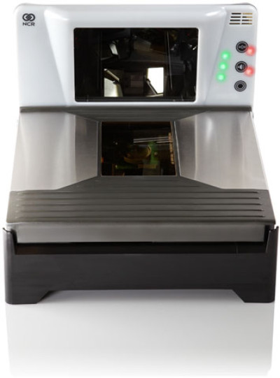 NCR RealPOS Low Profile Bi-Optic Scanner/Scale Scanner