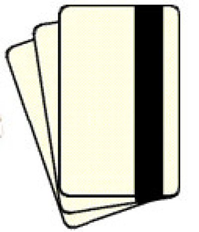 PVC-Cards Mag stripe card Plastic ID Card