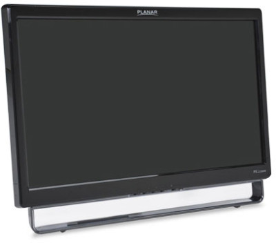 Planar PXL2430MW Touch screen