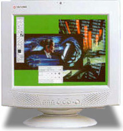 Tatung CRT Touch Monitor Touch screen
