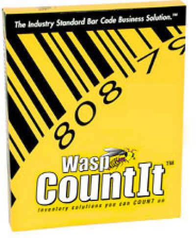 Wasp CountIt Inventory Software