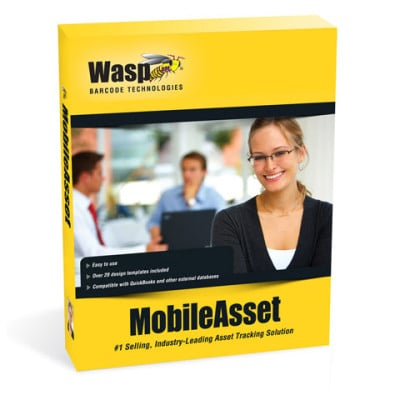 Wasp Mobile Asset Asset Tracking Software