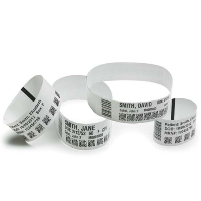 Zebra Z-Band Ultrasoft Wristband