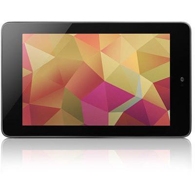 ASUS-1B32-4G - Asus Nexus 7 Tablet Computer
