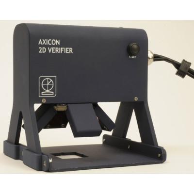 12000 - Axicon 12000 Series Bar code Verifier