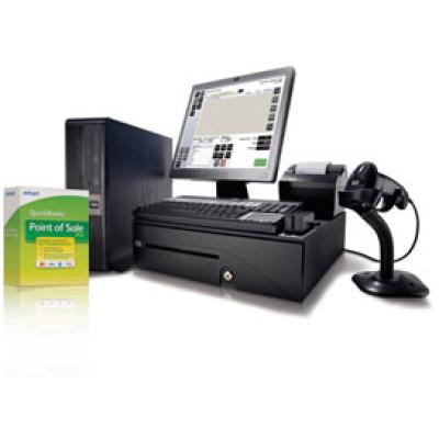 IB-RET-S0K-1U - BCI Retailer In-A-Box QuickBooks Edition