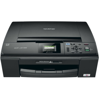 DCP-J125 - Brother DCP-J125