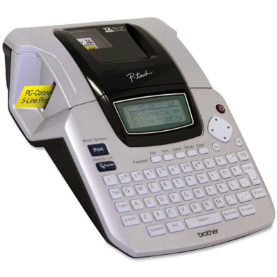 PT-2100 - Brother PT-2100 Bar code Printer
