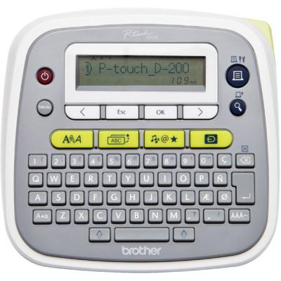 PT-D200 - Brother PT-D200 Bar code Printer