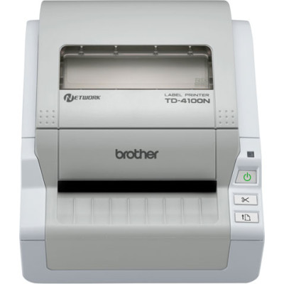 TD4100N - Brother TD-4100N Bar code Printer