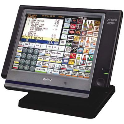 QT-6000 - Casio QT-6000 POS Terminal