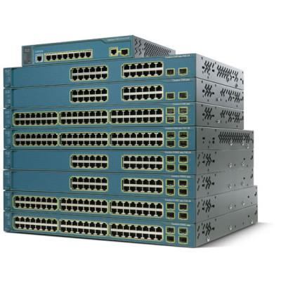 WS-C3560V2-24TS-E - Cisco Catalyst 3560 Series Switch