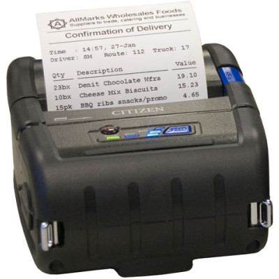 CMP-30LBTIU - Citizen CMP30i Portable Bar code Printer