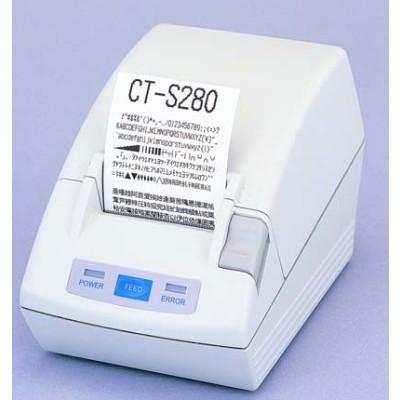 CT-S280RSU-WH - Citizen CT-S280 POS Printer