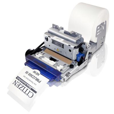 PMU-2300IIIPBUBU - Citizen PMU-2300 POS Printer