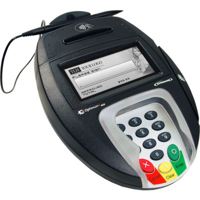 010314-012 - Equinox Optimum L4250 Payment Terminal