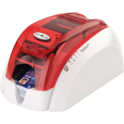 EVO-PBL401FRH-M - Evolis Pebble 4 Plastic ID Card Printer