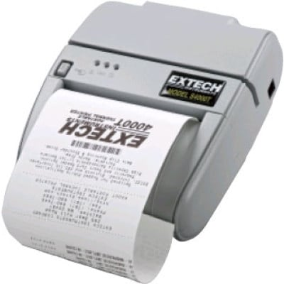 78618I1 - Extech S4000T Portable Portable Bar code Printer