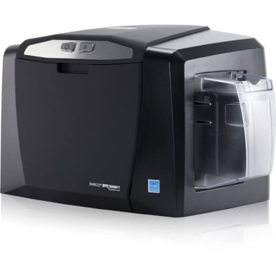 47200 - Fargo DTC1000M Plastic ID Card Printer