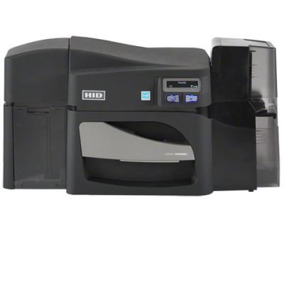 55100 - Fargo DTC4500e Plastic ID Card Printer