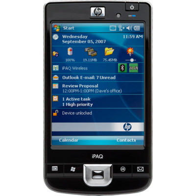 Q37763 - HP iPAQ 210 Handheld Computer